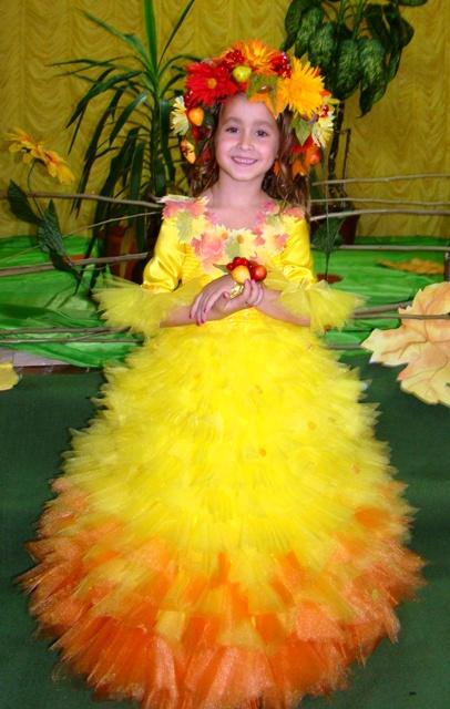 Фото платьев для девочек осень