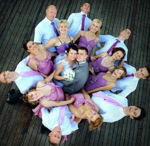 Друзья и подружки на свадьбу