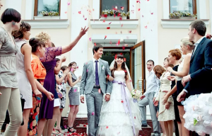Гости на свадьбу. Программа развлечений