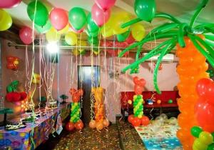 шары на праздник