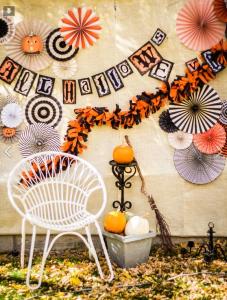 идеи для фотозоны хеллоуин