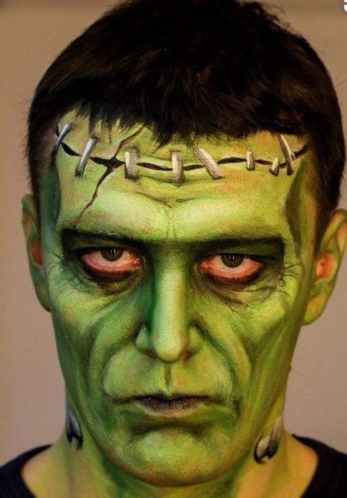 Образ для мужчины на хеллоуин
