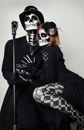 неотразимый образ на хеллоуин
